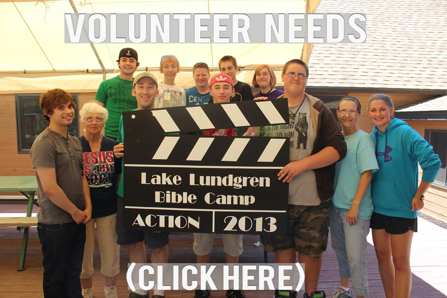 Adult volunteer missionary camps